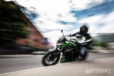 Kawasaki Z300 Motor