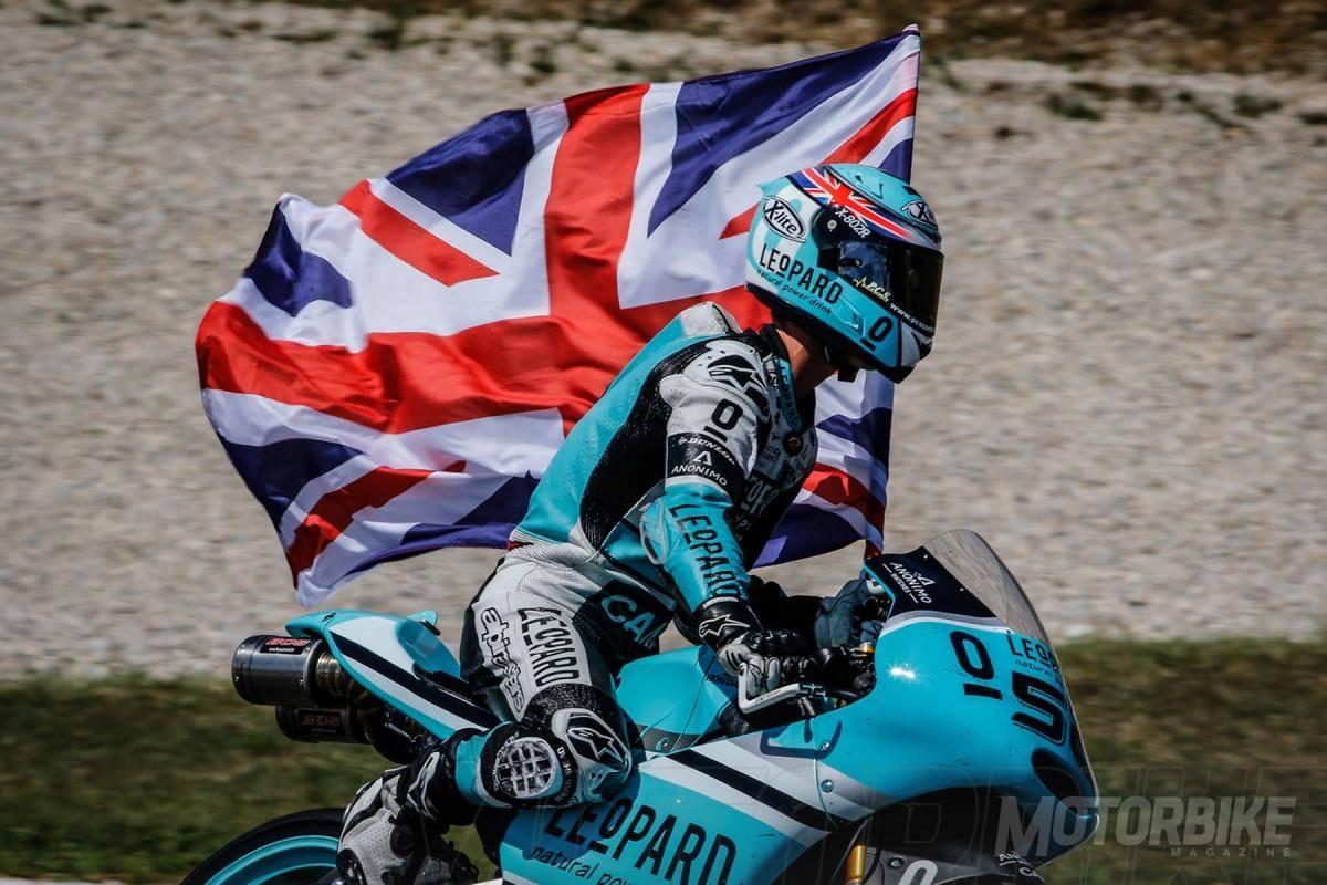 MotoGP News - Leopard aspira a lo máximo