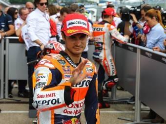 MotoGP Sachsenring 2015 Pedrosa
