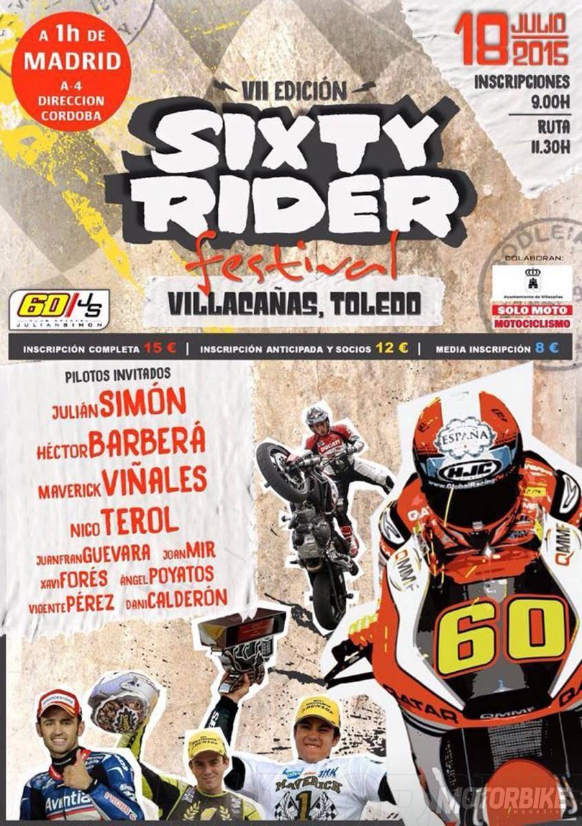 Sixty-Rider-Festival