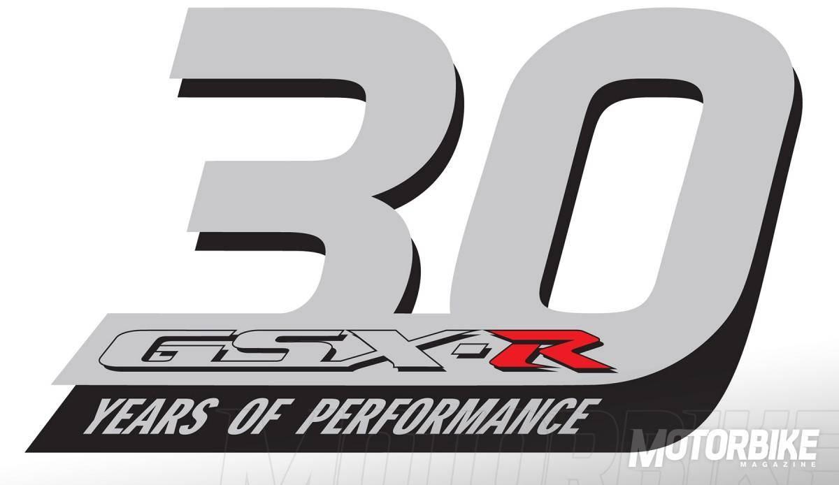 30º aniversario de la Suzuki GSX-R