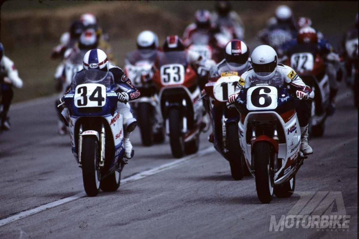 Suzuki MotoGP 1985 Schwantz