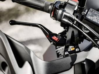 Yamaha MT 09 Tracer 1