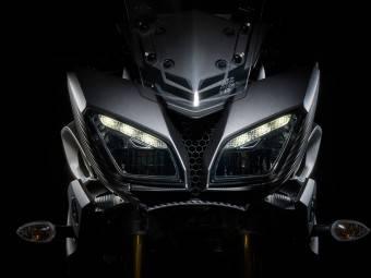 Yamaha MT 09 Tracer 12