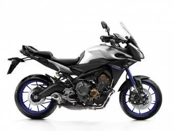 Yamaha MT 09 Tracer 16