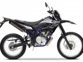 Yamaha WR125R 1