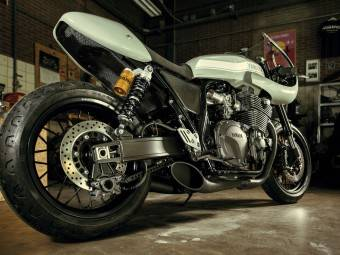 Yamaha XJR1300 Botafogo N-Type Special Numbnut Motorcycles
