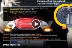 bmw luces emergencia dinamicas 2016