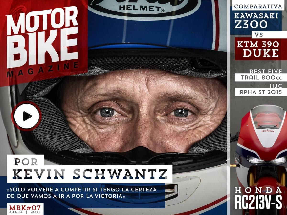Portada - Motorbike Magazine #07