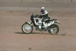 1986 Paris Dakar - Cyril Neveu - Honda NXR750 Africa Twin