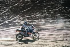 1987 Paris Dakar - Cyril Neveu - Honda NXR750 Africa Twin