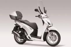 Honda SH125 1