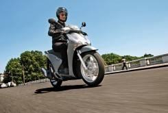 Honda SH125 4