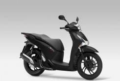 Honda SH125 7