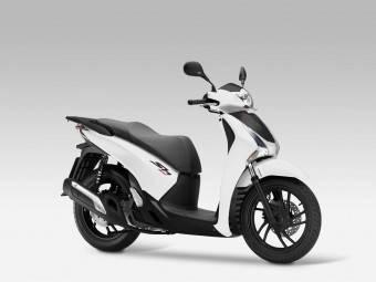 Honda SH125 8