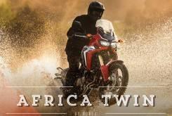 Honda Africa Twin - Motorbike Magazine