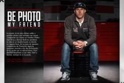 #bePHOTOmyfriend - Dedicado a Dani Rivas & Bernat Martínez - Motorbike Magazine
