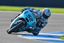 Danny Kent Leopard Racing Moto3 Indianápolis 2015 - Motorbike Magazine