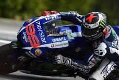 Jorge Lorenzo MotoGP Brno 2015 Movistar Yamaha - Motorbike Magazine