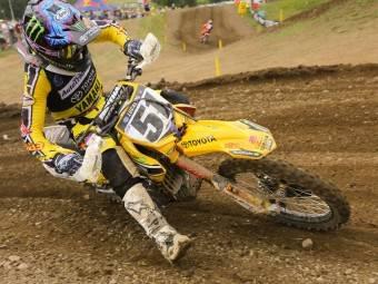 Justin Barcia - Motorbike Magazine