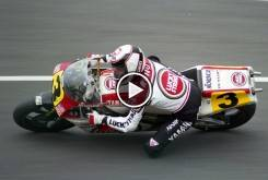 Yamaha Wall Fame Wayne Rainey