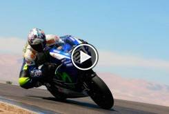 Video Yamaha MT07R
