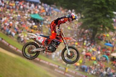 Ryan Dungey - Motorbike Magazine