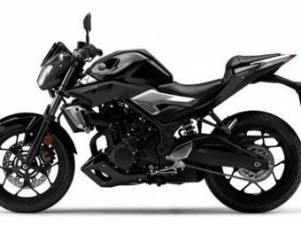 Yamaha MT 03 2016 4