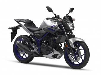 Yamaha MT 03 2016 5