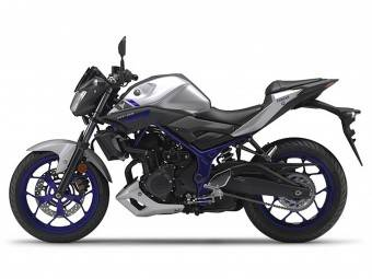 Yamaha MT 03 2016 7