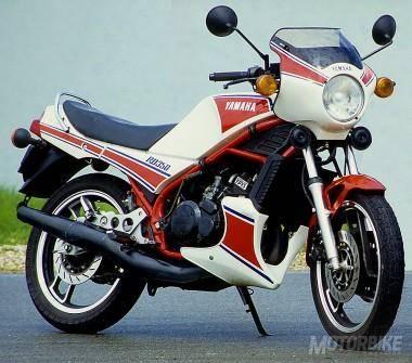 Yamaha RD 350 LC2 YVPS 1983