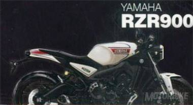 Yamaha RZR900 2016