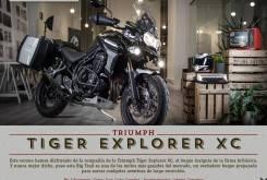 Triumph Tiger Explorer XC - Apertura