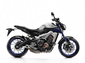 2015 Yamaha MT 09 EU Race Blu Studio 002
