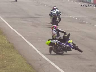 Caidas moto campeonato malayo 2014 07