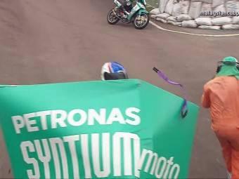 Caidas moto campeonato malayo 2014 09