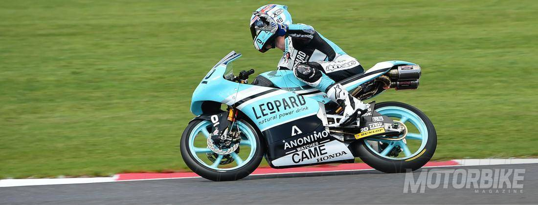 Danny Kent - Motorbike Magazine