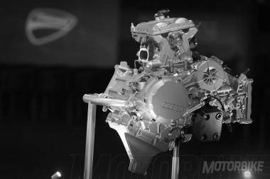Nuevo motor Ducati 2016