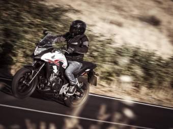 Honda CB500 Accion MBK9 07