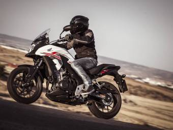 Honda CB500 Accion MBK9 38
