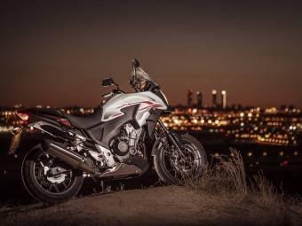 Honda CB500 Accion MBK9 74
