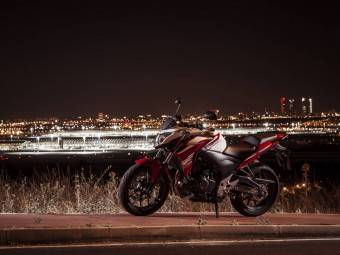Honda CB500 Accion MBK9 86