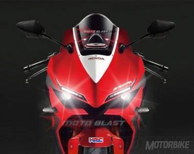 Honda CBR250RR 2016 by Motorblast