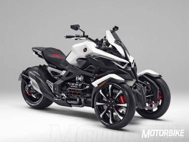 Honda Neowing 2016
