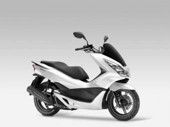 Honda PCX 125 02
