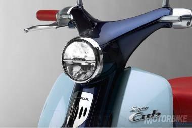 Honda Super Cub Concept 2016