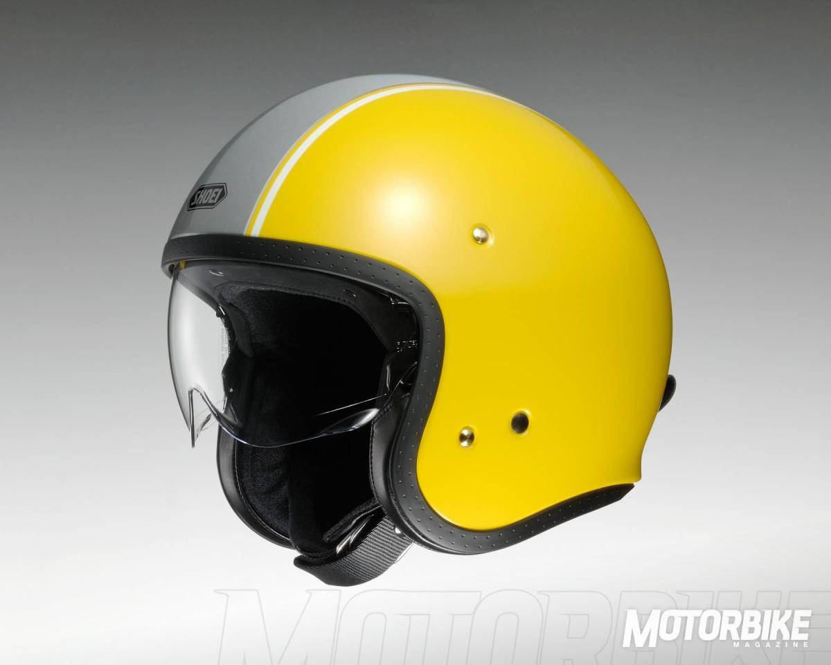 Nuevo casco SHOEI J.O CABURETTOR