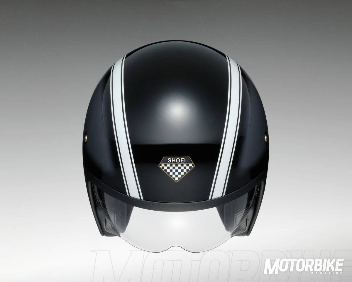 Nuevo casco SHOEI J.O HAWKER