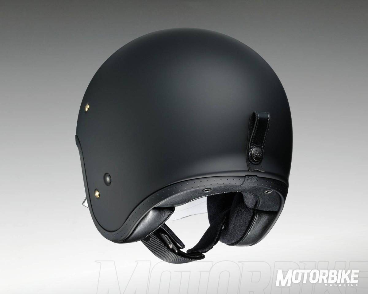 Nuevo casco SHOEI J.O Negro