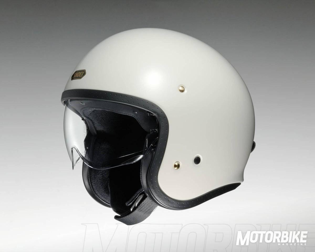 Nuevo casco SHOEI J.O Blanco